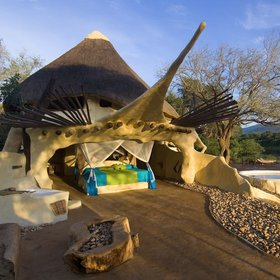 Chongwe River House is spectacularly designed