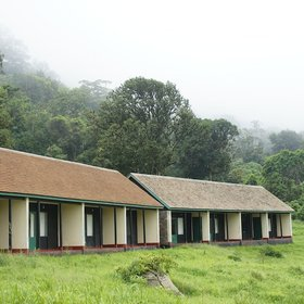 Marsabit Lodge is an old-style safari lodge, set on the inner slopes of an extinct volcanic crater…