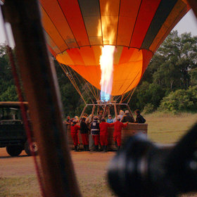 If you're planning to do a balloon flight while on safari, basing yourself at Little Governors'…