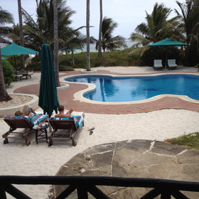 Diani Blue manages to combine atmosphere, personal service and a central location on Diani Beach.