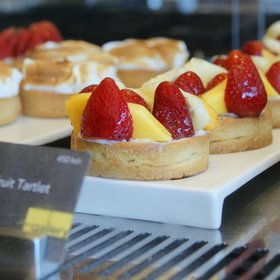 …and an excellent patisserie…