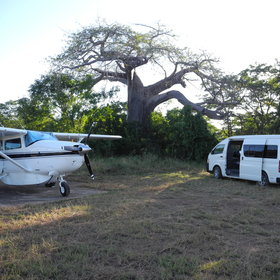 Most guests will arrive at Chilo via an air- or road-transfer from Harare