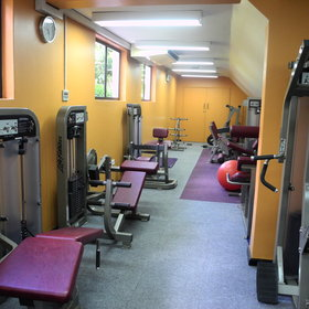 The adjacent gym is known as one of the best in the city…