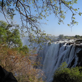 ... and trips to the Victoria Falls.