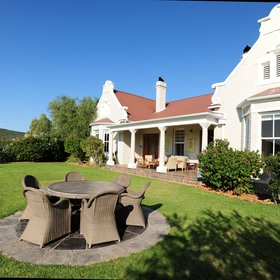 ...it is ideally suited for private holidays in South Africa, especially with children.
