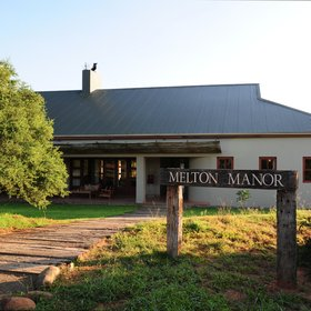 Melton Manor is a private safari lodge in South Africa's Eastern Cape,...