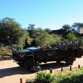 …when not out on of the camp's game drives or self-driving through Addo.