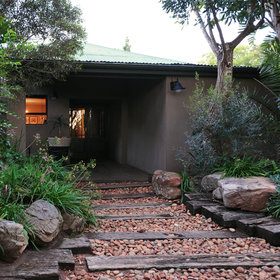 The Homestead is a private safari villa in the far north of the Cape's Kariega Reserve...