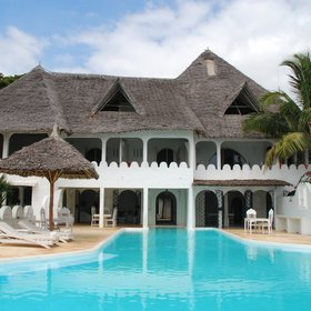 Stay at Msambweni Beach House on the Kenya coast...