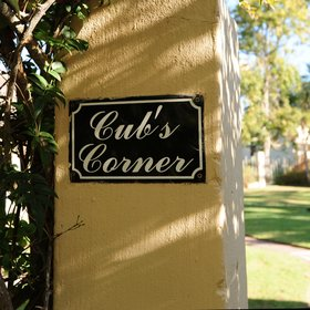 …the Cub's Corner is a children area…