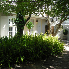 Annie's Cottage is situated close to South Africa's Namaqua National Park.