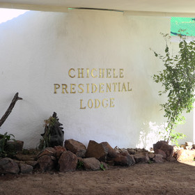 Chichele Presidential Lodge...