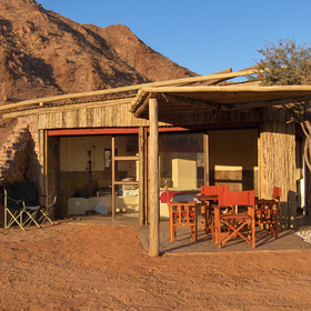 KuanguKuangu is a private cabin on the same property as Barchan Dune Retreat...