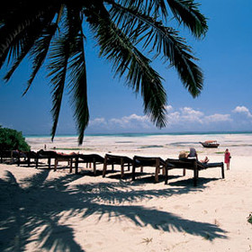 The Indian Ocean islands, off the east coast of Africa, have some of the best beaches in the world