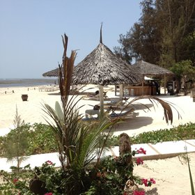 Beach holidays in Kenya
