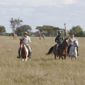 Riding holidays in Tanzania