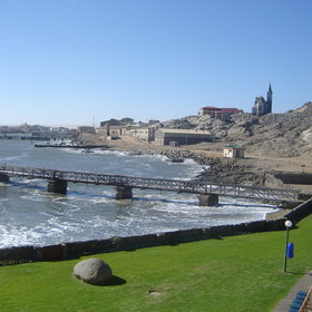Luderitz is a quiet coastal town, miles from anywhere, with some unique attractions.