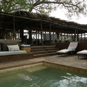 ... others - like Shumba Camp - even have a swimming pool overlooking the plains.