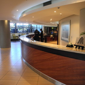 We mainly use convenient airport hotels like City Lodge...