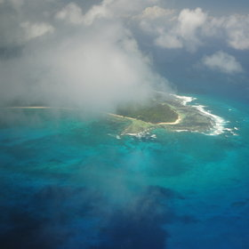 Denis Island was named after a French explorer, who dicovered it in August 1773...
