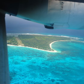 ... about 60 miles north of Mahe Island. It is one of the 'Inner Islands' of the Seychelles.