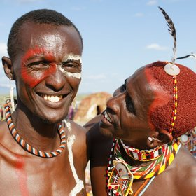 The Lake Turkana Festival is a northern highlight, packed with interest.