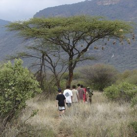 The Laikipia region is great for families, and particularly good if you like being outdoors.