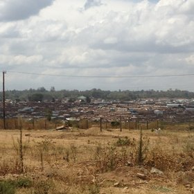 …and some of Africa's biggest slums.
