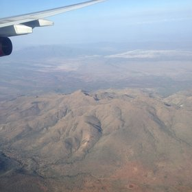 …and craggy volcanoes (Mount Longonot).