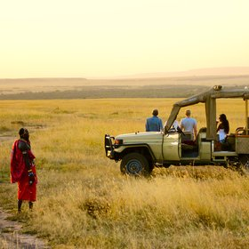 The Maasai Mara unites a striking mix of wildlife, local culture and accommodation.