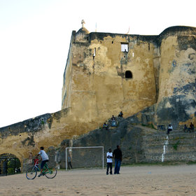 Mombasa's centrepiece attraction is the Portuguese and Omani Fort Jesus…