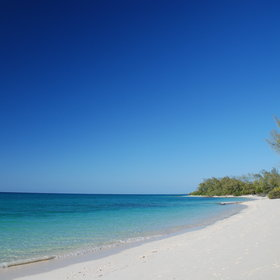The whole area is very remote with pristine beaches and unexplored places.