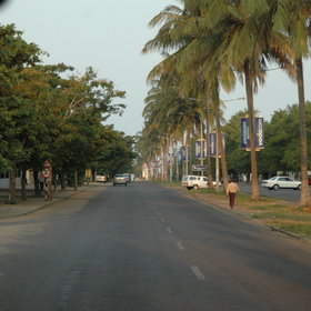 Mozambique's fascinating capital city Maputo has over 1.7 million inhabitants.