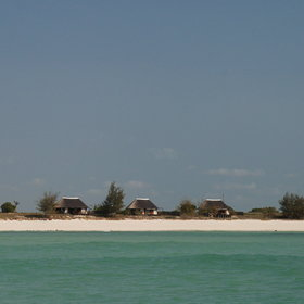 Coral Lodge is located on the mainland and very close to Ilha de Moçambique.