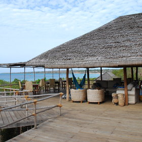 You could also stay at Nuarro Mozambique, further to the north, for more adventure.