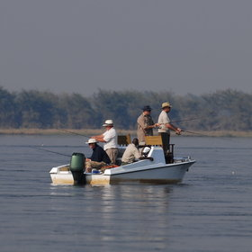 ... boating trips are great for fishing, and very relaxing too.