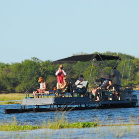 Fishing, photography and game viewing are what brings guests to the region...