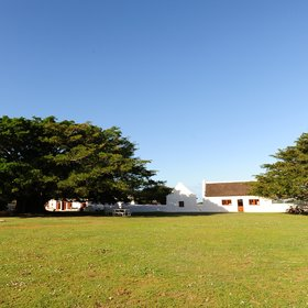 The only accomodation in the De Hoop Reserve is The Opstal,…