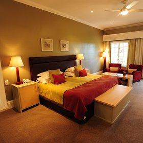 Riverdene Lodge consists of nine rooms,...