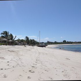 Kilwa also offers nice beaches…