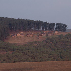 Within the Nyika Plateau, is the Chelinda Lodge