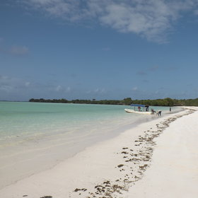 For a remote, secluded beach destination, Pemba Island is a great choice.