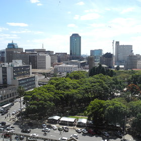 Harare is Zimbabwe's hustling, bustling capital city...