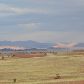 The NamibRand is one of the largest private nature reserves in southern Africa.