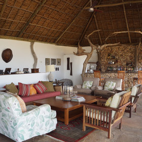 …to highly luxurious lodges such as Beho Beho...