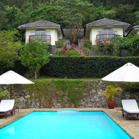 Another lovely option to stay in Arusha is Onsea House.
