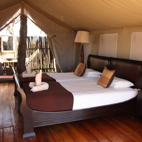 ...or Somalisa Camp. Either way Zimbabwe delivers quality in abundance.