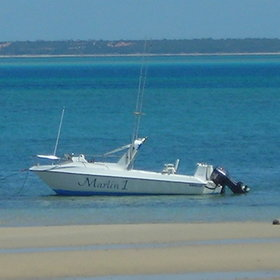 The island lodges of Mozambique offer a variety of activities.