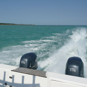Many beach lodges offer a variety of watersports from sub-aqua antics...
