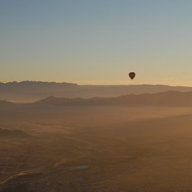Take a balloon safari over the spectacular Namib dune fields